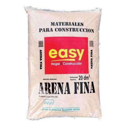 arena fina easy bolsa comprar
