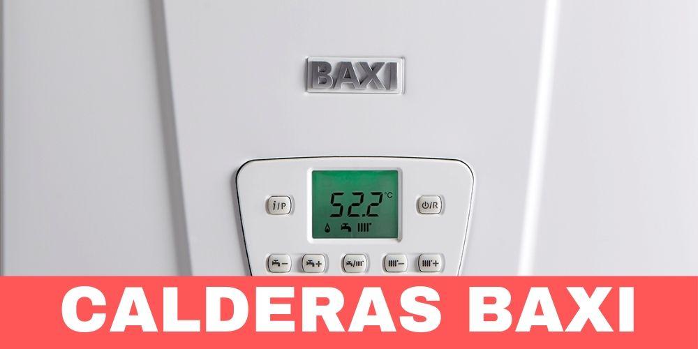 Calderas Baxi en Córdoba
